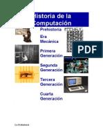 Historia de la Computación Parte I
