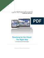 Whitepaper Gantthead CA Cloud v5
