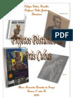 Projetos Póstumos de Brás Cubas