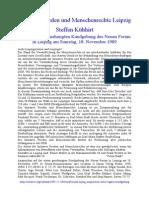 1989-11-18 IFM Leipzig - Steffen Kuehhirt