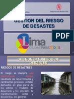 Gestión y Estimación Del Riesgo-2011