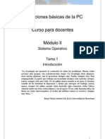 Mod II Sistema Operativo - Windows