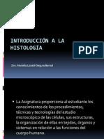 Introducción a la histología