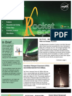 Rocket Report 1st Quarter 2012