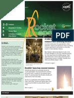 Rocket Report 2nd Qt 2009