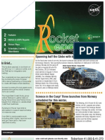 Rocket Report 3rd Quarter 2007