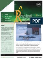 Rocket Report 4th Qt 2010