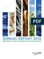 Food & Water Watch Annual Report 2010