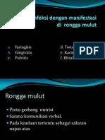Infeksi Dalam Rongga Mulut