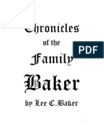 Chronicles of the Family Baker