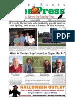 Upper Bucks Free Press • October 2012