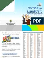 Tre Ma Cartilha Do Candidato Eleicoes 2012 Frente e Verso