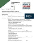 New Jersey Defending the American Dream Summit Agenda - Oct. 13, 2012