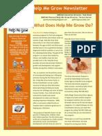 Newsletter Oct 12