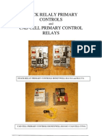 Stack Relay Primary Controls