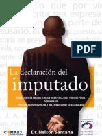 La Declaracion Del Imputado Libro