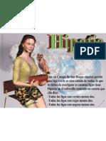 Hipatia y Las Ligas