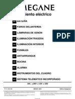 Renault Megan Capitulo 364 8 to Electrico Mr 364 Megane 8 NU STERGE