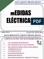 Cap II. Medidas Eléctricas