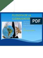 Diapositivas Filosofia de La Globalizacion