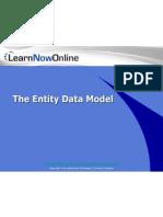 The Entity Data Model