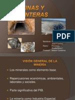 Minas y Canteras IPRL-USM