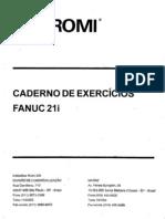 Cadernos Exercícios Fanuc 21i
