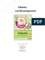 1009 Infants Physical Development Guide