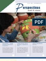 Revista científica Perspectivas desde la Ciencia. Septiembre/2012