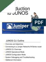 Intro a Junos