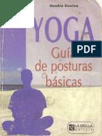 Yoga - guía de posturas básicas