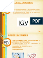 Diapositivas Del Igv