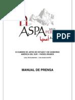 Manual Prensa III Cumbre Aspa