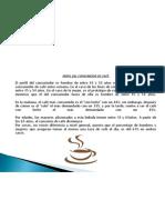 Perfil Consumidor de Cafe
