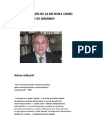 La Falsificación de la Historia como Instrumento de Dominio - Adrian Salbuchi
