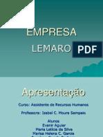 EMPRESA - LEMARO