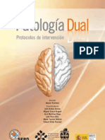 Presentación  Programa Formativo.Protocolos de intervención en Patología Dual.