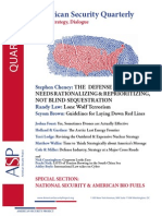 American Security Quarterly - Oct 2012