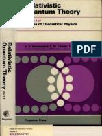 LandauLifshitz-RelativisticQuantumTheoryPart1