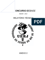 Relatorio ECO CC