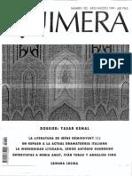 Artículo sobre Némirovsky en Quimera
