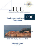 Brochure IUC2012