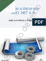 Acceso a Datos Con ADO .NET 4.0 (Ejemplo)