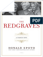 The Redgraves by Donald Spoto - Excerpt