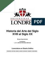 Historia Del Arte Pintura Del Siglo Xx