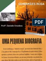 Aula Sobre Sagarana- Daniele Onodera