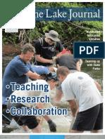 2012 Pine Lake Journal
