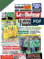 LE BUTEUR PDF du 29//09/2012