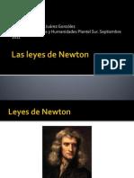 Las Leyes de Newton Parte A