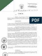 Directiva 004 2011 CG Medidas Austeridad 2010